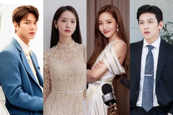 12 Artis Top Korea Main di Drama & Film China, Ada yang Cinlok!
