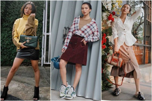 Casual hingga Elegan, 10 Inspirasi Mix and Match Skirt ala Nazla Alifa