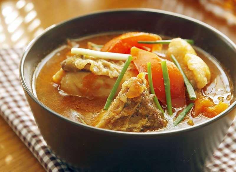 Resep Sup Ikan Tenggiri Tomat yang Lembut dan Segar Banget!