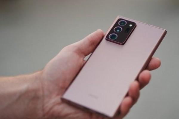 Smartphone Samsung Note Series yang Rilis