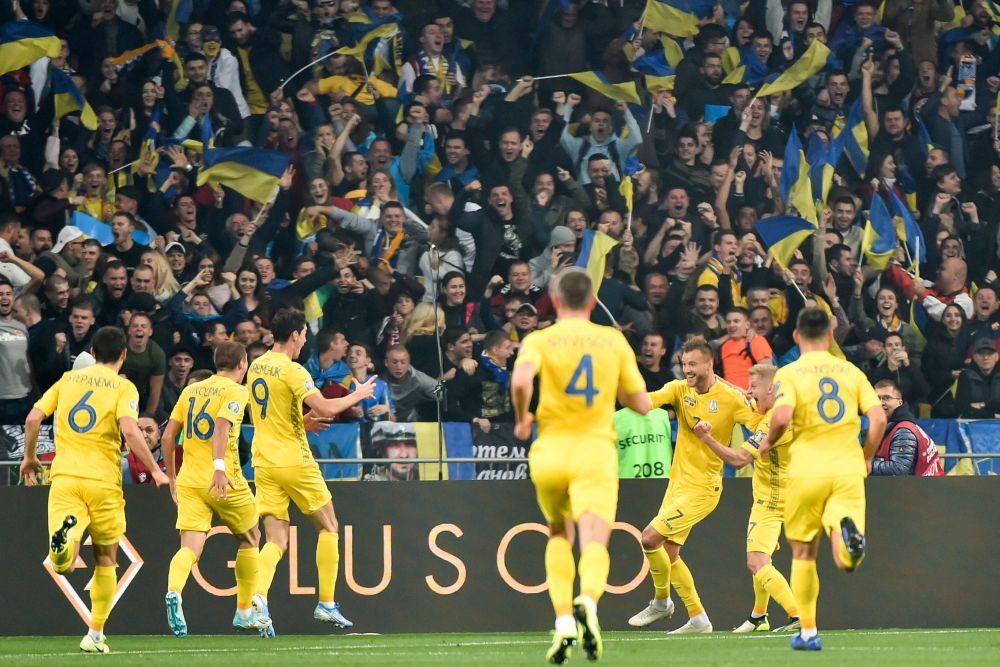Jersey Pembakar Tensi Politik Rusia-Ukraina di Piala Eropa