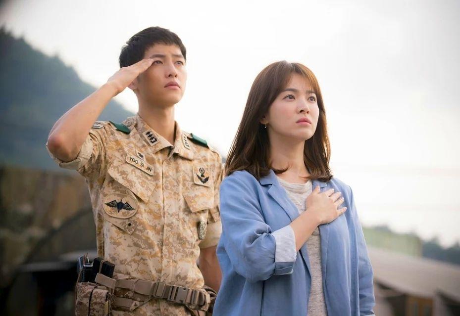 10 Adu Pesona Song Joong Ki Berperan di Drama Korea Vincenzo Vs DOTS