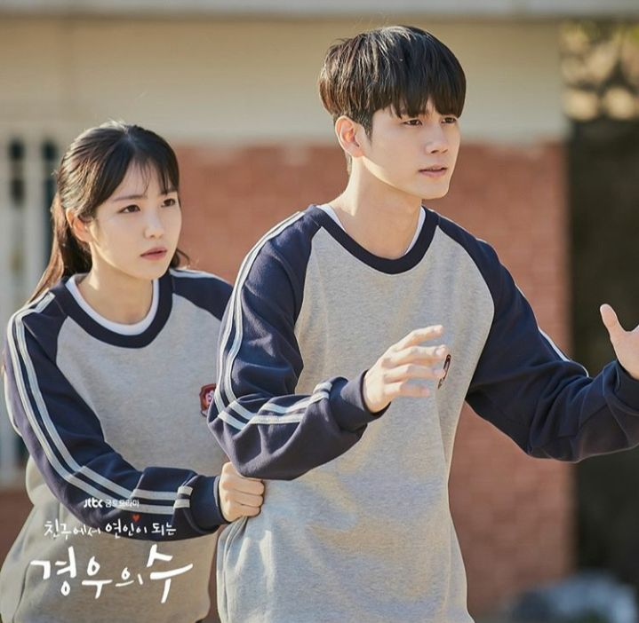 Korban Friendzone, 10 Potret Shin Ye Eun di KDrama 'More Than Friends'