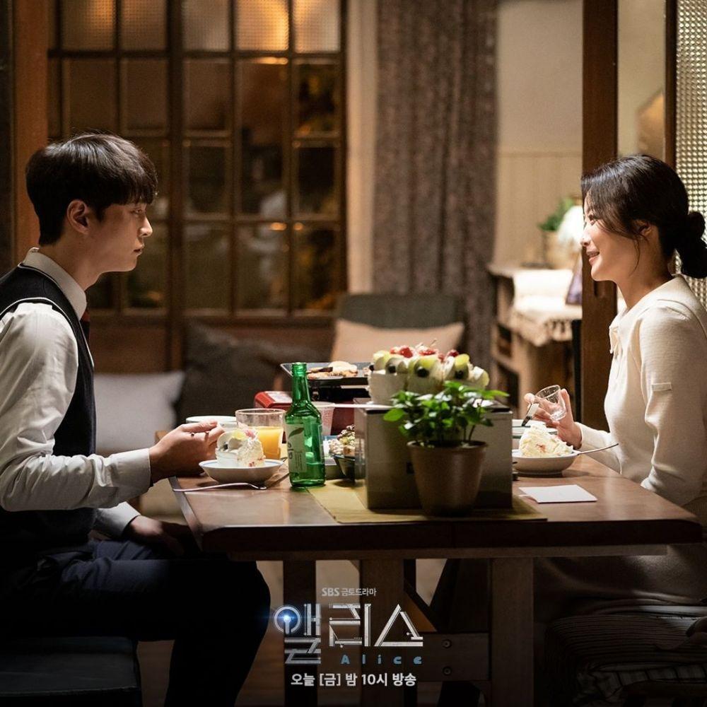9 Chemistry Apik Joo Won dan Kim Hee Sun di Alice, Menguras Air Mata!