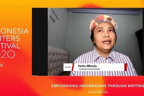 IWF 2020: 5 Trik Sukses Menulis Biografi Bernyawa ala Fenty Effendy