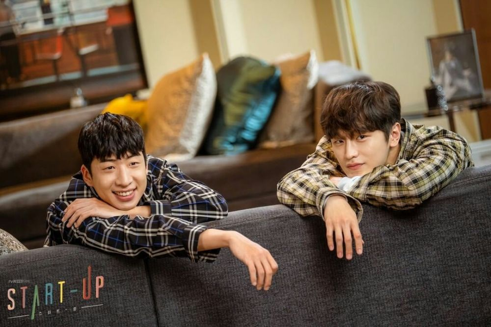 11 Potret Yoo Su Bin, Partner Nam Joo Hyuk KDrama 'Start Up'