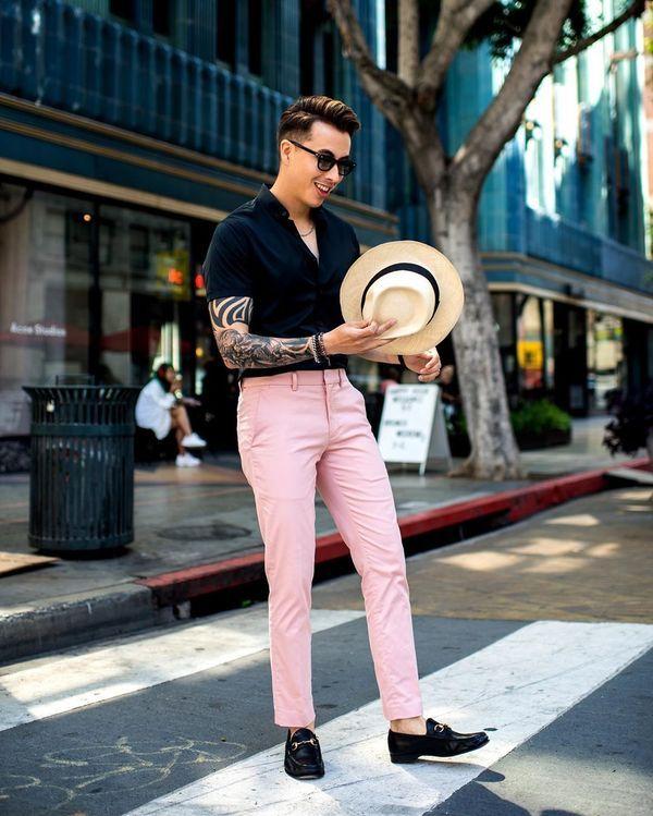 Catat Bro, Ini 5 Tips Padu Padan Outfit Pakai Sepatu Pantofel