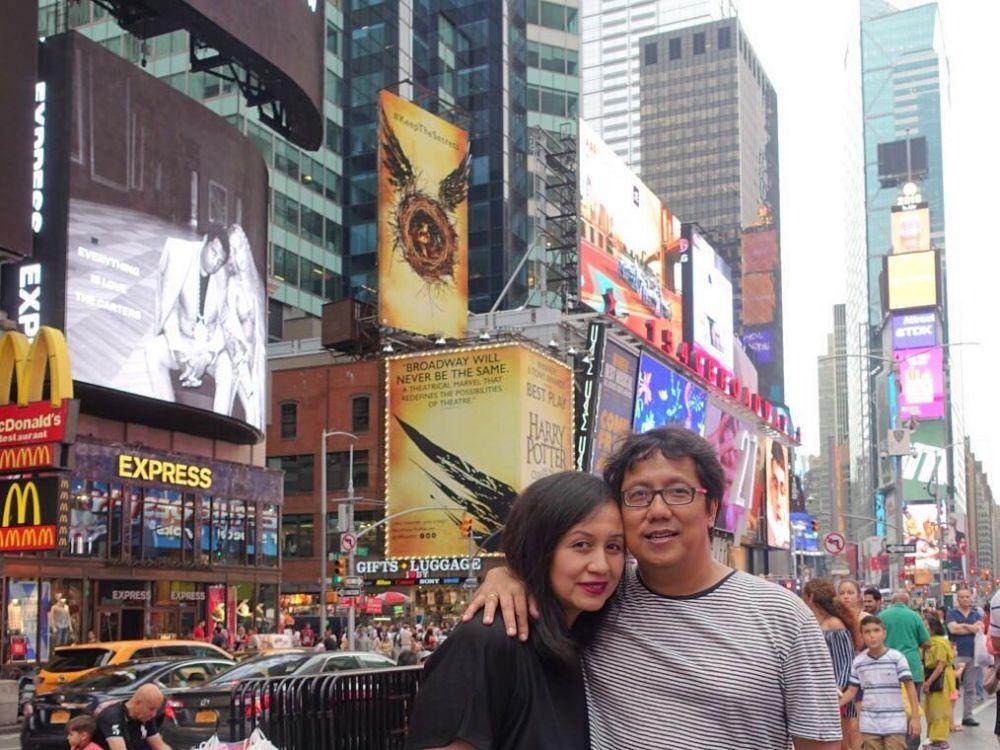 Kompak Berkarier di Musik, 10 Potret Harmonis Keluarga Erwin Gutawa