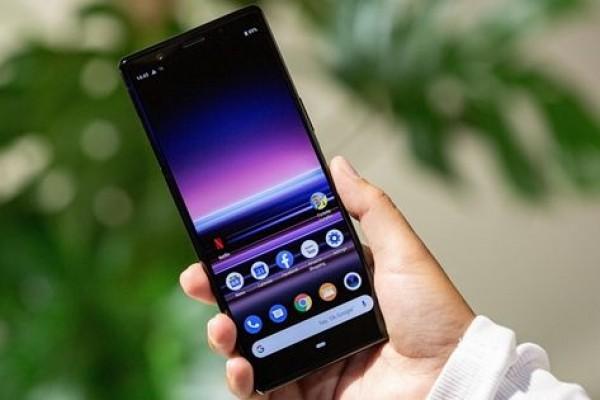 5 Smartphone Sony dengan Resolusi Layar Quad HD, Tampilan Tajam!