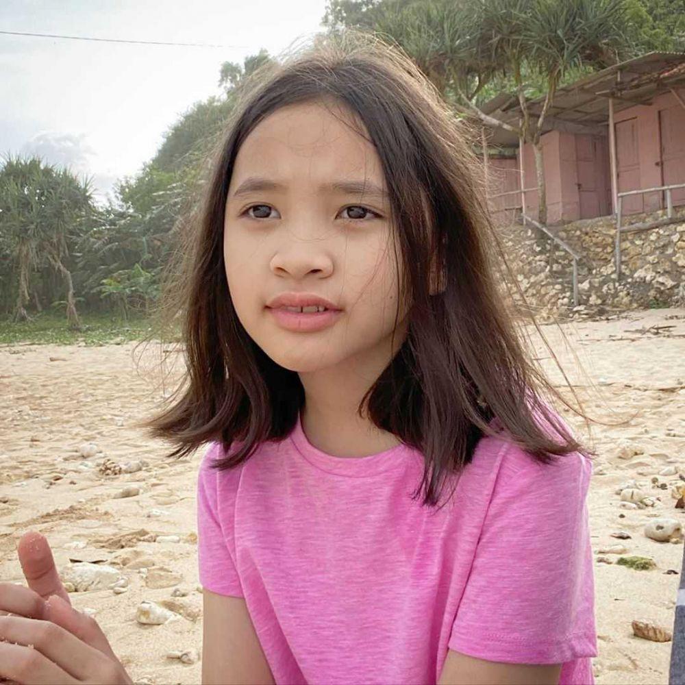 Genap 10 Tahun, 10 Potret Kana Sybilla yang Kian Jelita dan Menawan