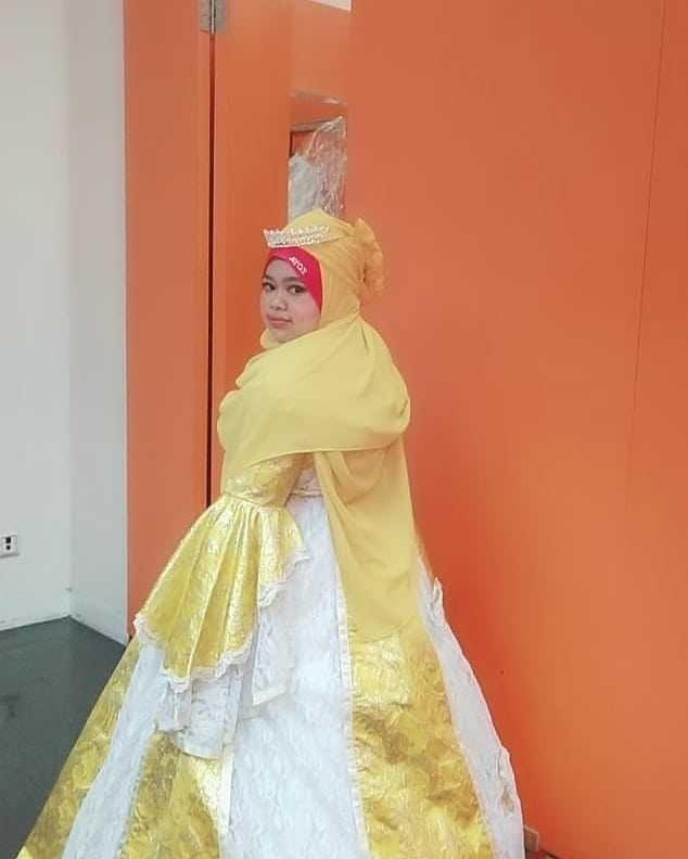 Bak Putri Disney, 10 Potret Kekeyi Saat Kenakan Pakaian ala Kerajaan