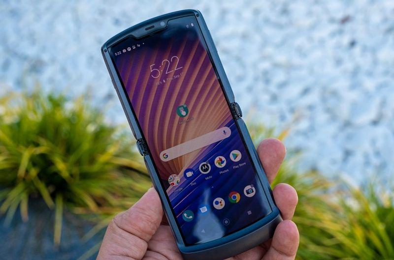5 Smartphone Terbaru Motorola dengan Jaringan 5G di 2020, Ngebut!
