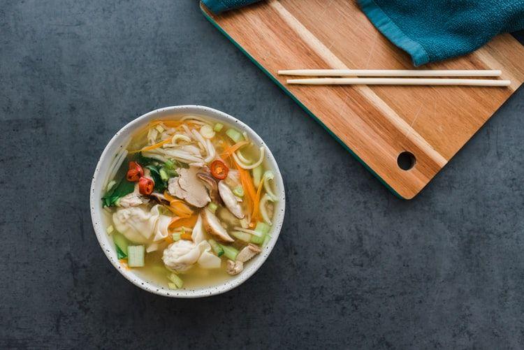 Selain Lezat dan Menenangkan, Ini 5 Manfaat Kesehatan Makanan Berkuah