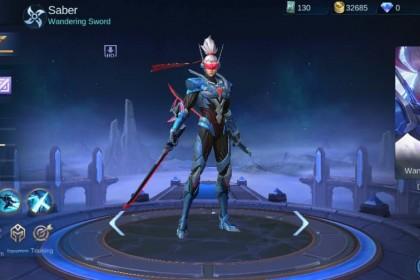 Build Tersakit Hero Saber Sekali Ultimate, Lawan Mati