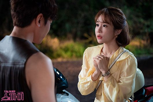 10 Potret Lugu Yoo In Na di The Spies Who Loved Me, Bikin Gereget!