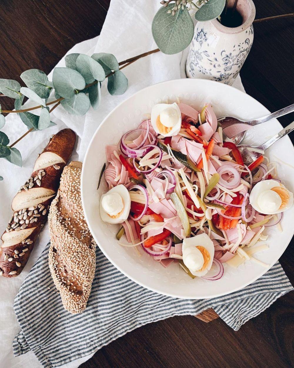 5 Macam Salad Segar dari Jerman, Sederhana tapi Menggugah Selera