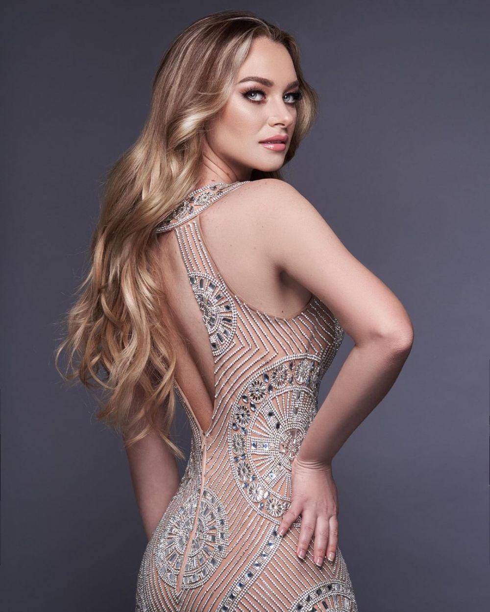 Seorang Presenter, 9 Pesona Miss Universe Chile 2020 Daniela Nicolas