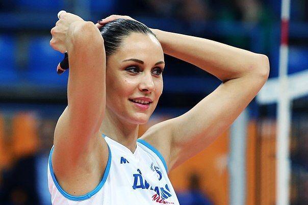 9 Posona Kece Nataliya Goncharova, Atlet Bola Voli yang Curi Perhatian