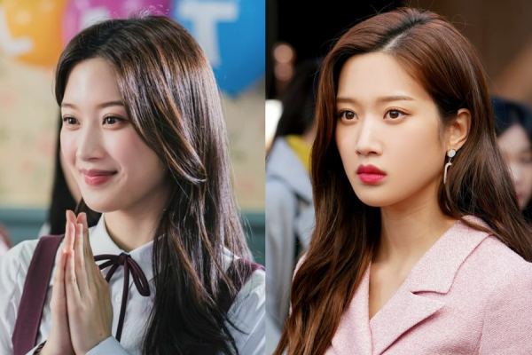 10 Pesona Moon Ga Young di 'Find Me in Your Memory' vs 'True Beauty'