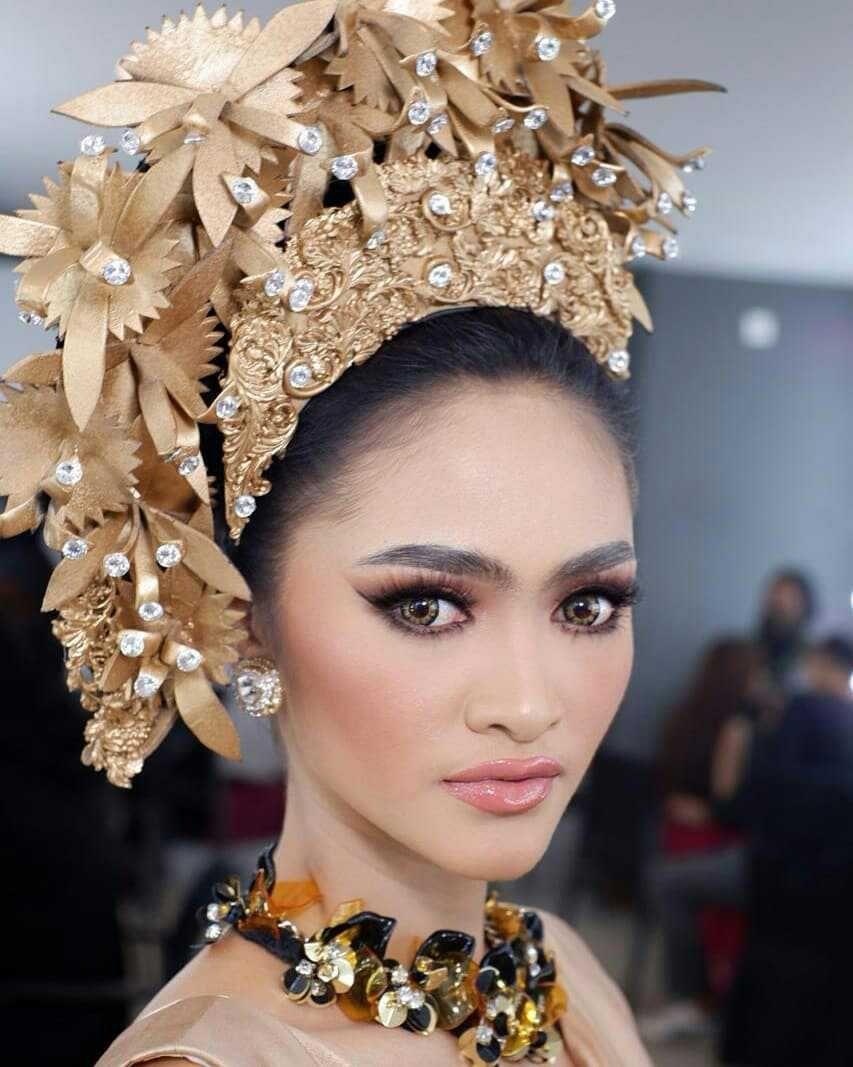 9 Potret Gita Baiq, Perempuan Asal Lombok yang Juarai KDI 2020
