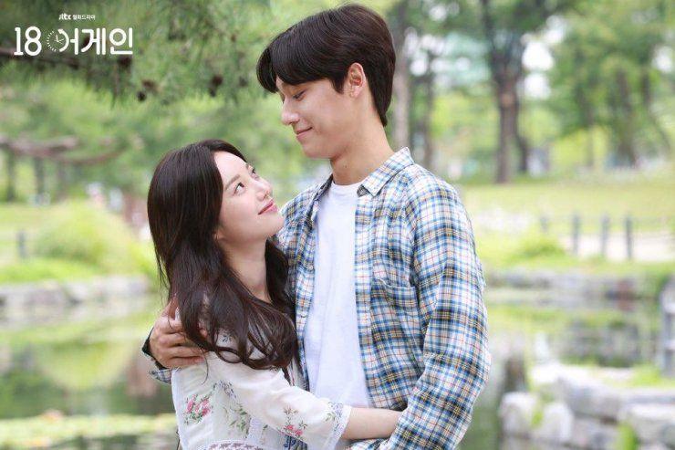 10 Momen Mesra Lee Do Hyun dan Han So Eun di '18 Again', Bikin Baper!