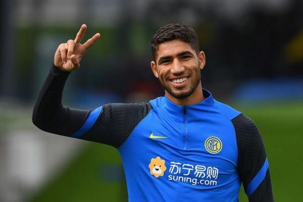 10 Fakta dan Potret Keren Achraf Hakimi, Punggawa Anyar Inter Milan