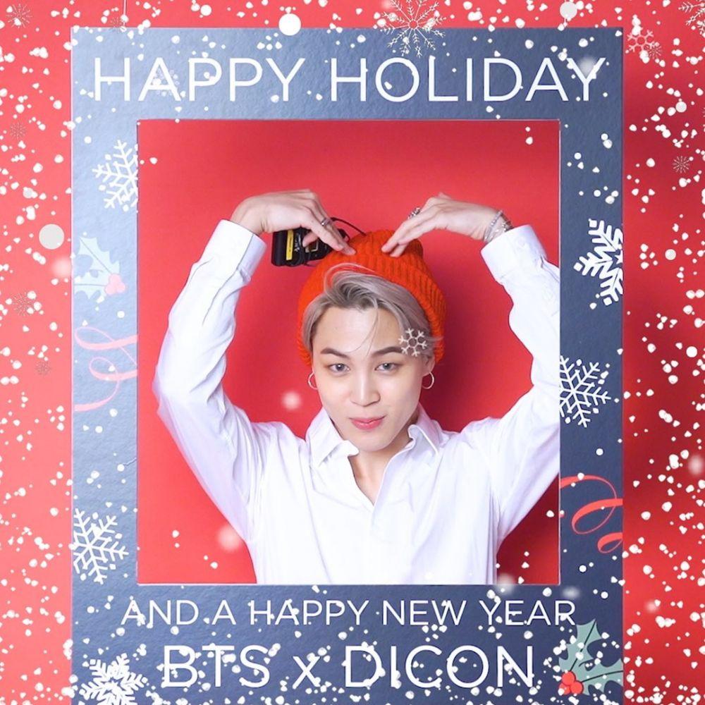 Rilis Saat Natal, Ini Lirik dan Fakta Lagu 'Christmas Love' Jimin BTS