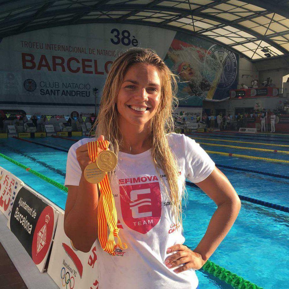 9 Potret Yuliya Yefimova, Atlet Renang Asal Rusia yang Manis Abis!
