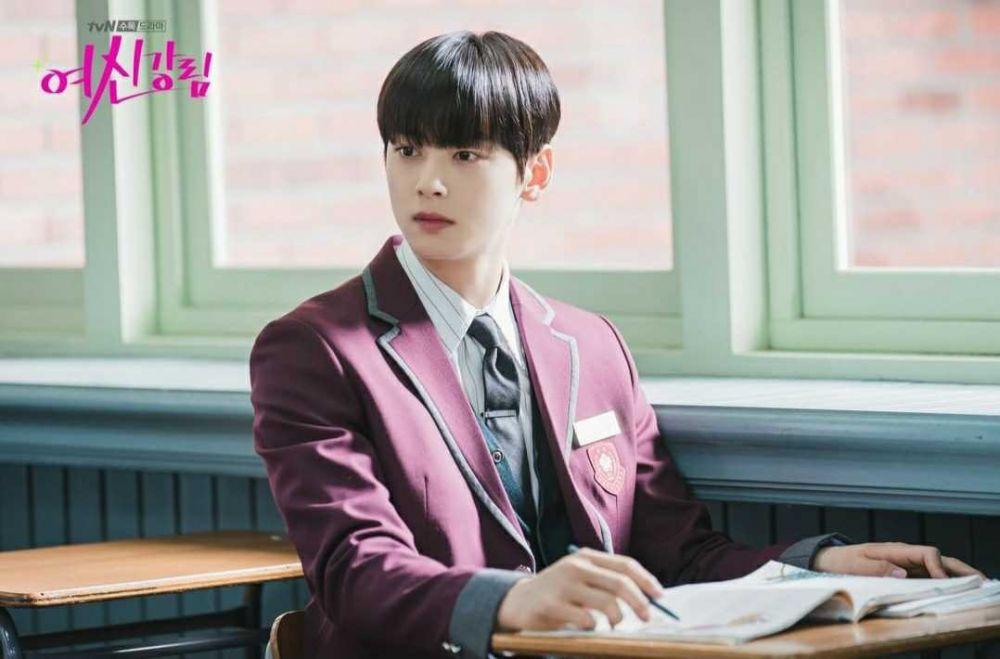 10 Potret Cha Eun Woo Jadi Sosok Sempurna di KDrama 'True Beauty'