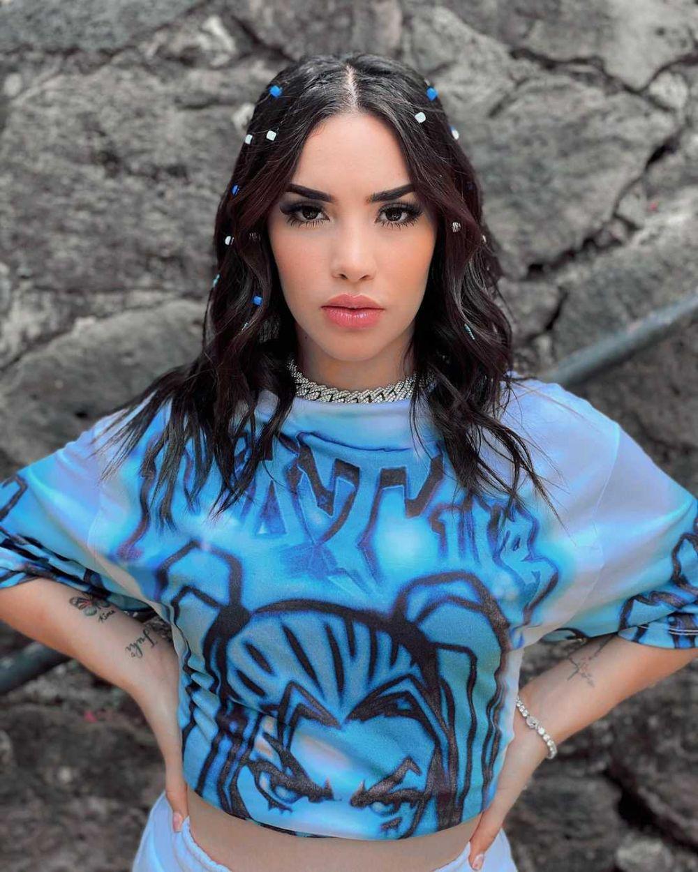 9 PotretKimberly Loaiza, Penyanyi Hingga Influencer Hits Asal Meksiko