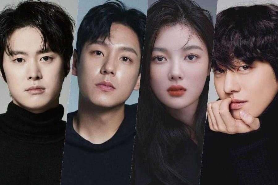 Dibintangi Aktor dan Aktris Muda, Ini Sinopsis KDrama 'Hong Chun Gi'