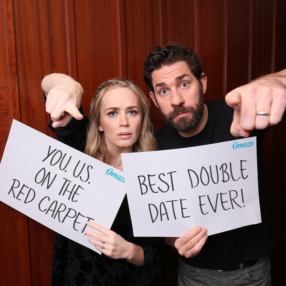 Kisah Cinta Emily Blunt dan John Krasinski, dari Fans jadi Suami