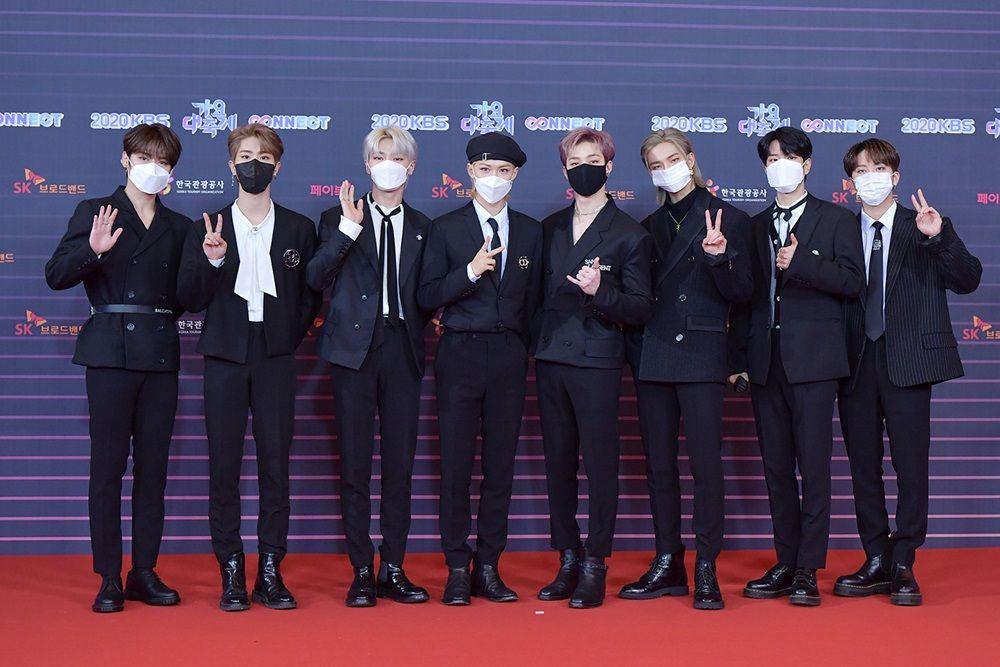 10 Fashion Style Idol Pria Saat Menghadiri KBS Song Festival 2020