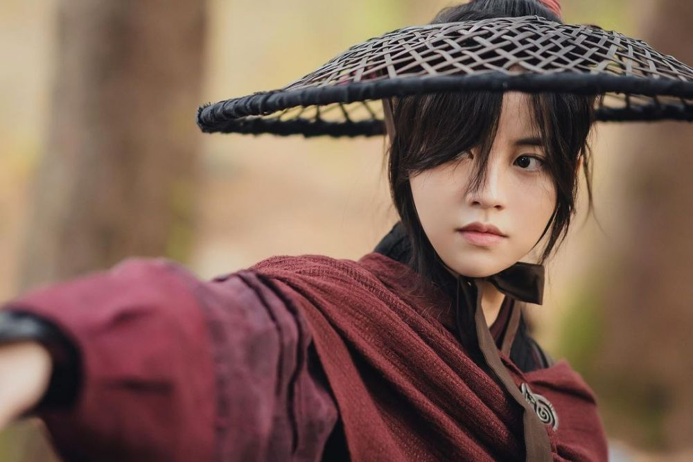 10 Potret Karakter Kim So Hyun di River Where the Moon Rises, Memukau!