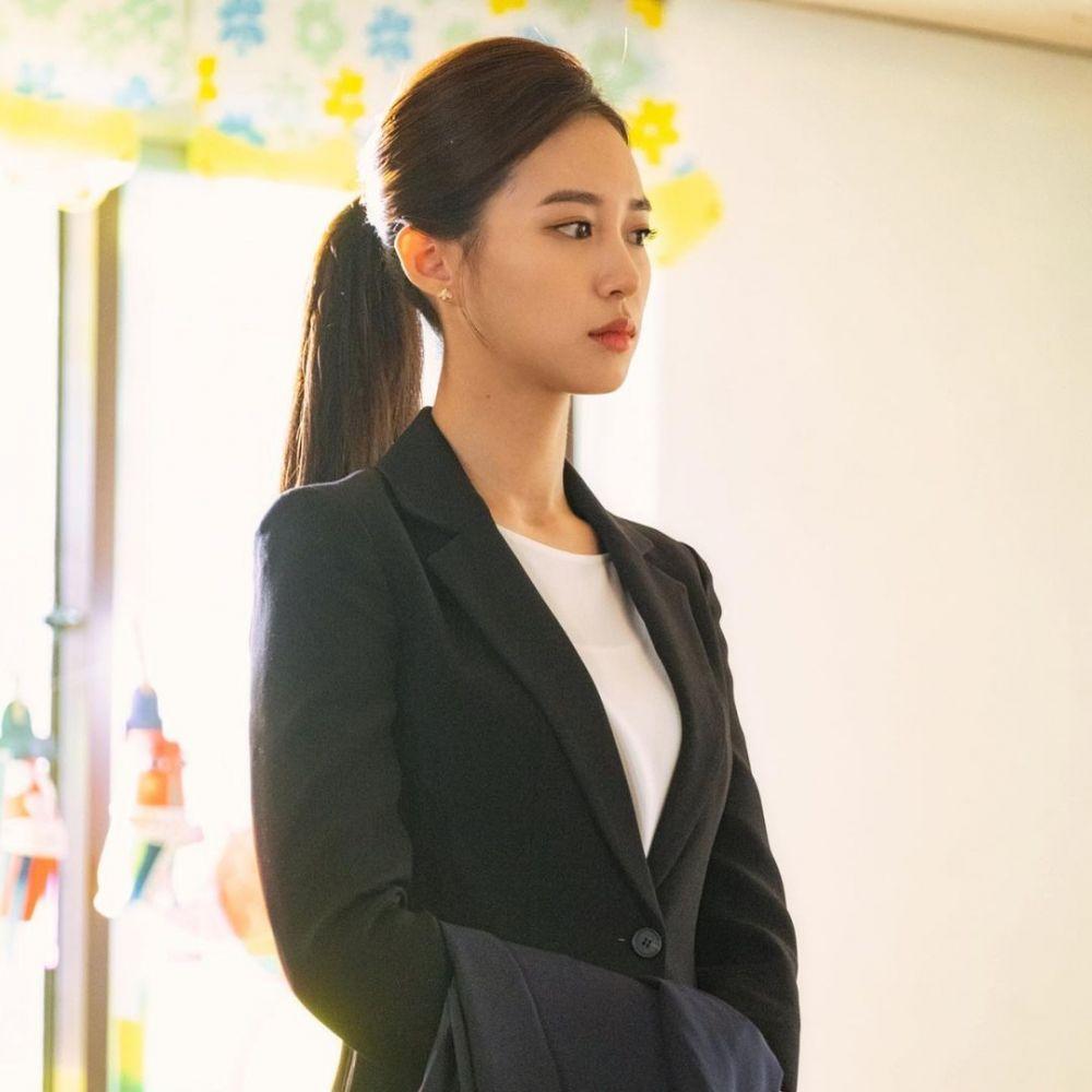 10 Potret Kim Jung Jin, Pemeran Jang Hye Kyeong di The Uncanny Counter