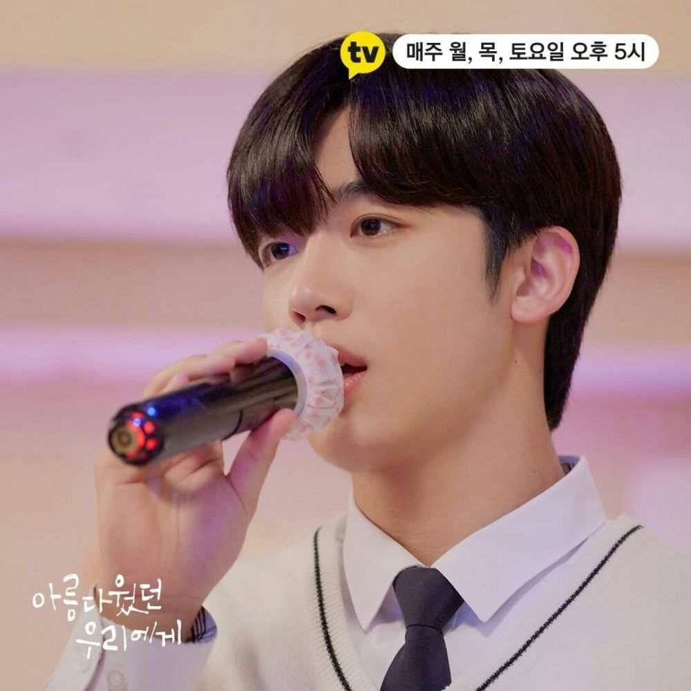 9 Potret Kim Yo Han WEi yang Debut Akting di 'A Love So Beautiful'