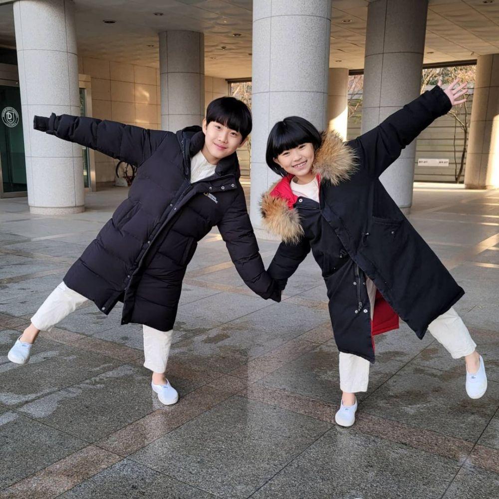 10 PotretKwon Ye Eun, Sosok Lee Chung Ah Cilik di KDrama 'Awaken'