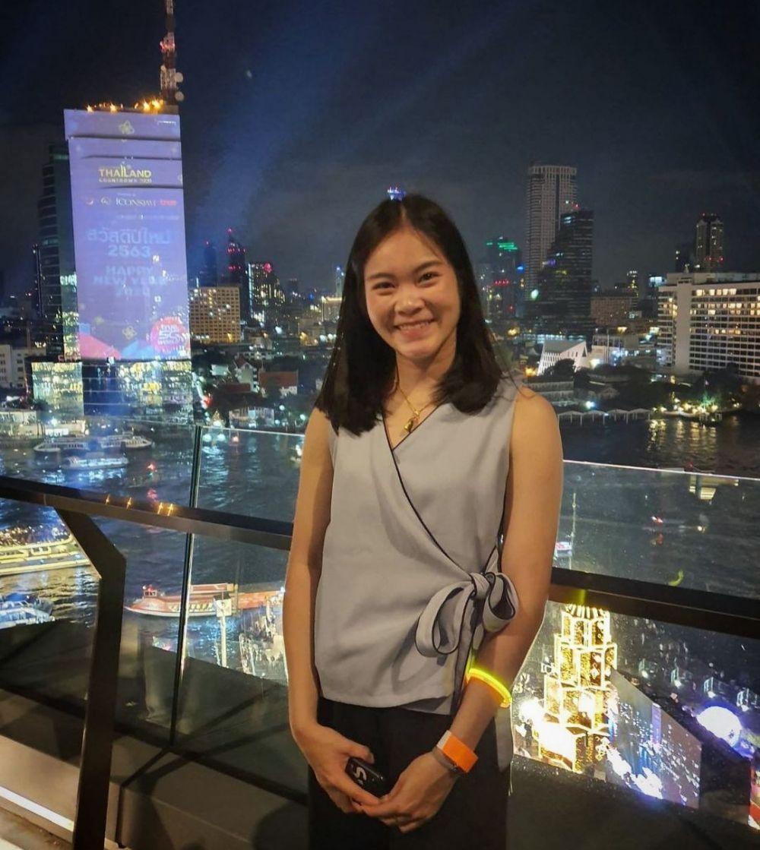 9 Potret Busanan Ongbamrungphan, Pebulu Tangkis Thailand yang Imut