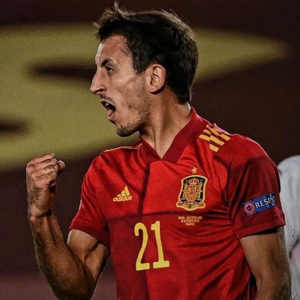 9 Fakta dan Potret Mikel Oyarzabal, Bintang Muda Andalan Real Sociedad