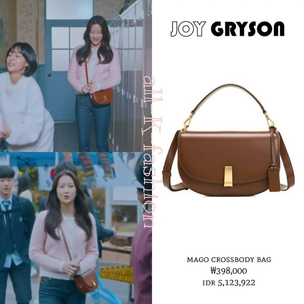 Simpel, 11 Harga Tas Moon Ga Young di KDrama 'True Beauty'
