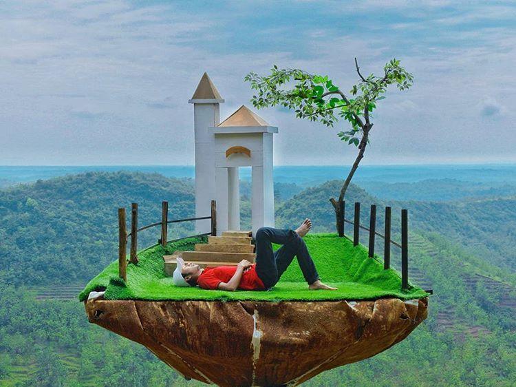 5 Wisata Bukit di Yogyakarta, Pemandangan Indahnya Bikin Terpesona!