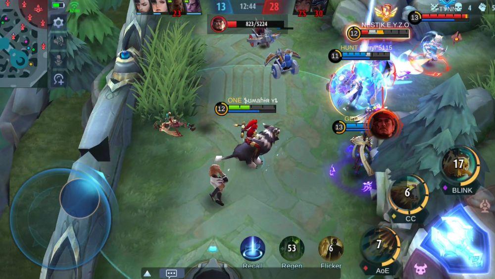 5 Kelebihan yang Dimiliki Hero Irithel, Penguasa Late Game!