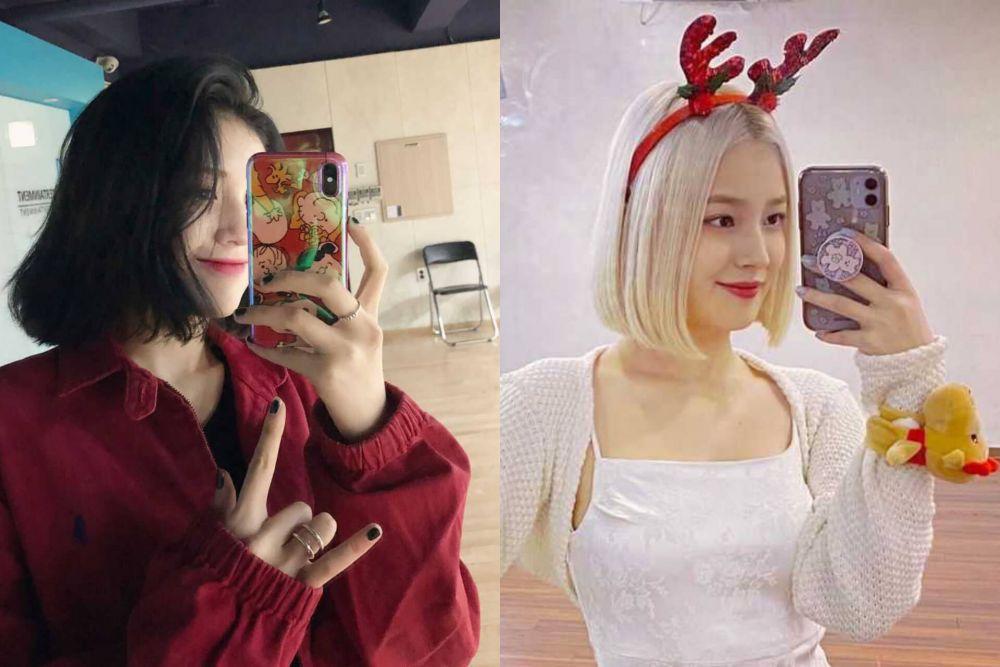 Berdarah Campuran, 10 Adu Pesona Jeon Somi dan Nancy MOMOLAND