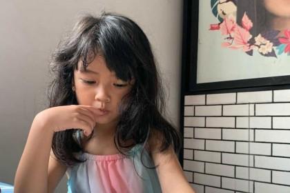 10 Potret Karanada, Putri Tantri Kotak Hampir Berusia 5 Tahun