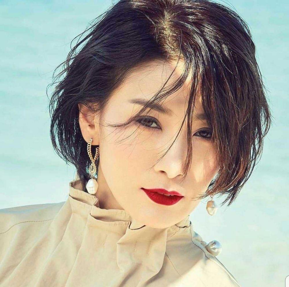 10 Potret Kece Kim Seo Hyung yang Siap Comeback di KDrama Mine