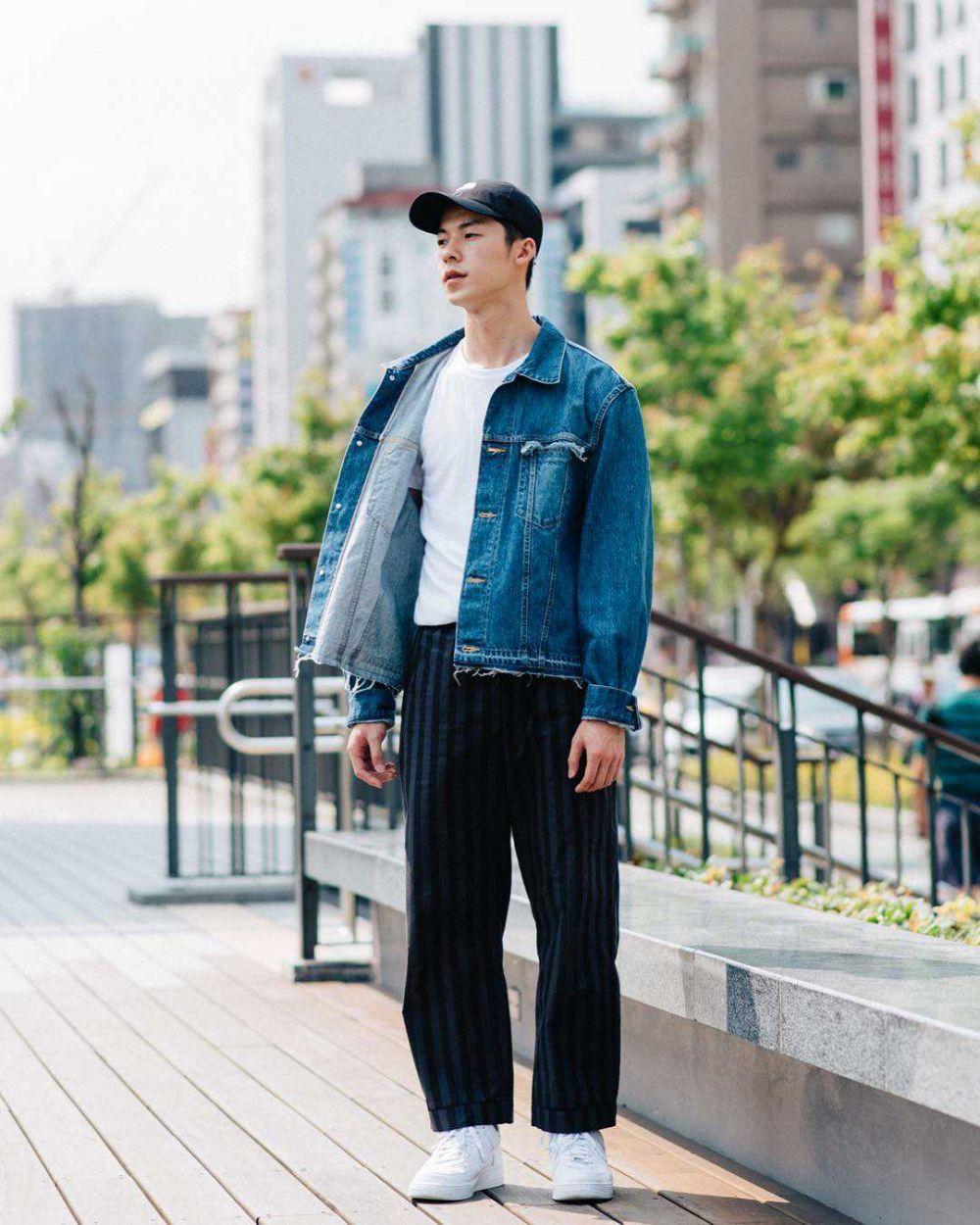 Kekinian Abis, 9 Inspirasi Style Kece ala Aktor Taiwan Hsu Kuang Han