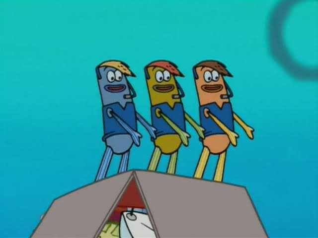 5 Sosok Idola Warga Bikini Bottom dalam Kartun Spongebob Squarepants