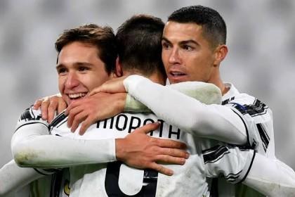 5 Pemain Juventus Paling Bersinar Musim Ini, Chiesa hingga CR7