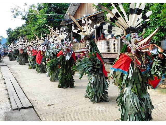 6 Fakta di Balik Tari Hudoq Khas Suku Dayak Bahau Kalimantan Timur