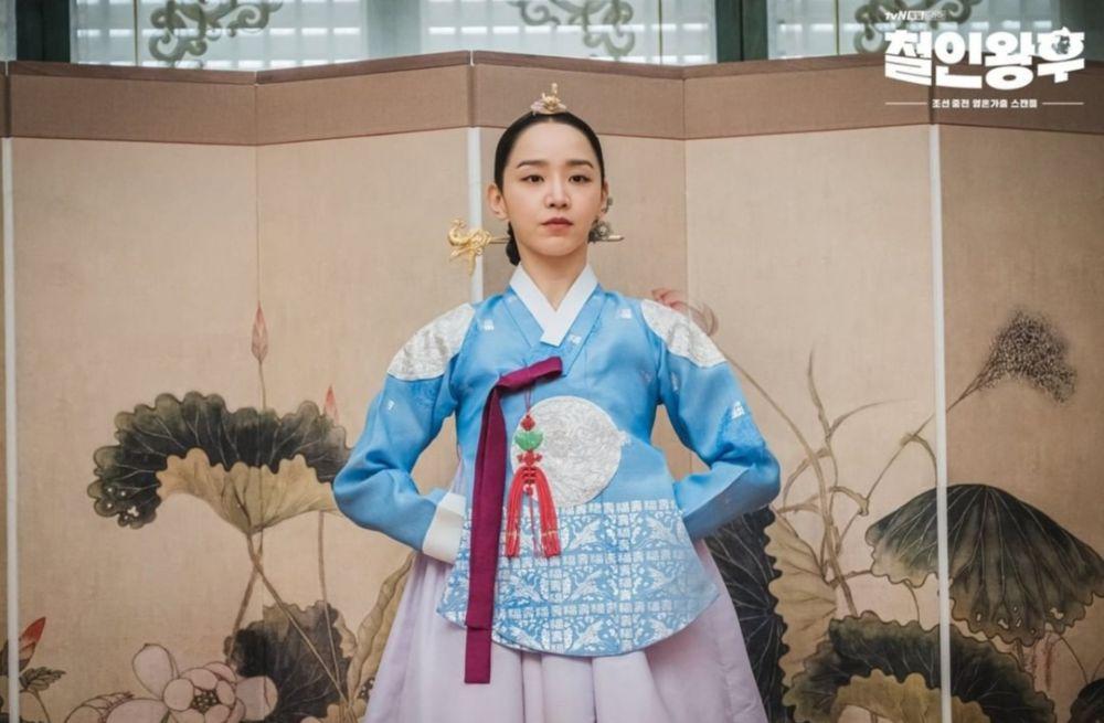 13 Adu Pesona Shin Hye Sun dan Seol In Ah, Ratu dan Selir di Mr. Queen